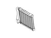 Hyundai 97926-3J000 CORE ASSEMBLY-HEATER