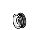 Hyundai Sonata Alternator Pulley - 37321-37250