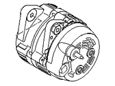 Hyundai Genesis Alternator - 37300-3F020