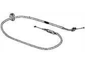 Hyundai Excel Accelerator Cable - 32790-24000
