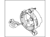 Hyundai Alternator Case Kit - 37360-37800