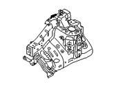 Genuine Hyundai 84124-2S000 Dash Panel Insulator