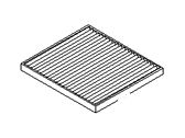 Hyundai Air Filter - 97133-2E210