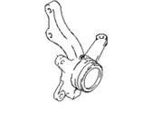 Genuine Hyundai 51716-2C800 Axle Knuckle
