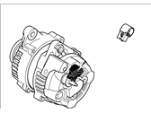 Hyundai Genesis Alternator - 37300-3C200