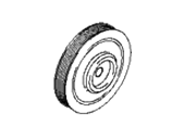 Hyundai Tucson Crankshaft Pulley - 23124-23510