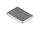 Hyundai Azera Air Filter - 97133-2G000