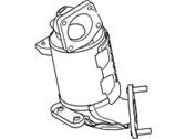 Hyundai Elantra Catalytic Converter - 28530-03BB4
