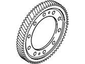 Hyundai 43332-24730 GEAR-DIFFERENTIAL DRIVE