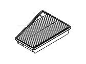 Hyundai Equus Air Filter - 28113-3M100
