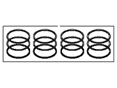 Hyundai Santa Fe Piston Ring Set - 23040-3C150