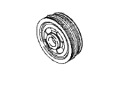 Hyundai Tucson Crankshaft Pulley - 23124-37510