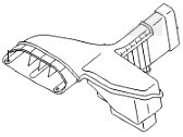 Hyundai Sonata Air Duct - 28210-3Q600